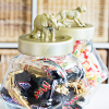 DIY: animal jars