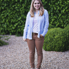 Outfit of the day: communiefeest van broer