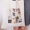 DIY 'blogger' draagtas