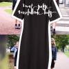1 zwart jurkje, 4 verschillende looks