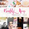 Monthly Recap - Januari 2016