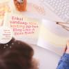 Koop het Blog Like A Boss Boek met korting!