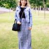 (Back-to-school) outfit met mijn nieuwe DKNY tas!