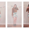 3 minuten, 13 outfits (just another H&M shoplog!)