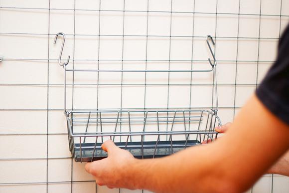 Wandrek Keuken Ikea : Met IKEA Bygel S-haakjes kan je nu allerlei dingen bevestigen aan het