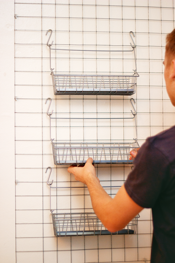 Wandrek Keuken Ikea : DIY + WIN! IKEA supplies wandrek The Life Factory