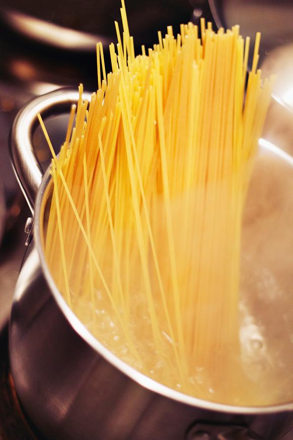 hoeveelheid pasta per persoon