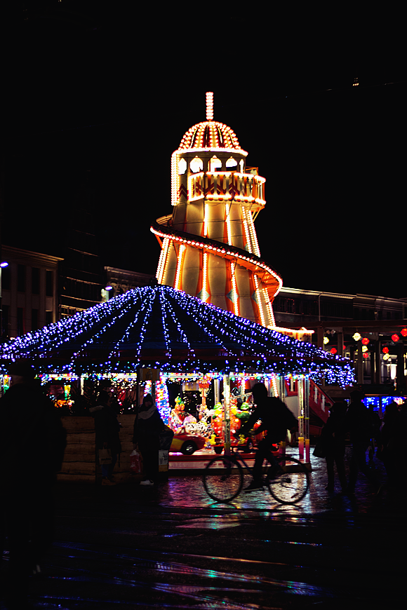 Do a date: kerstmarkt Gent