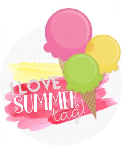 De I  summer tag!