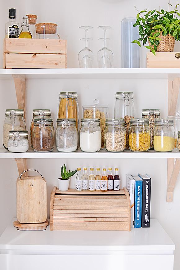 Hoe wij onze keuken opgeruimd hebben the life factory - Decoratie van keukens ...