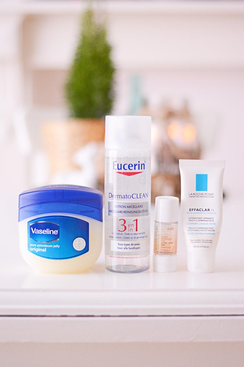 Mijn 4 skincare essentials