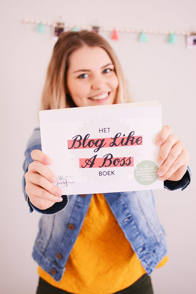 Het Blog Like A Boss Boek!