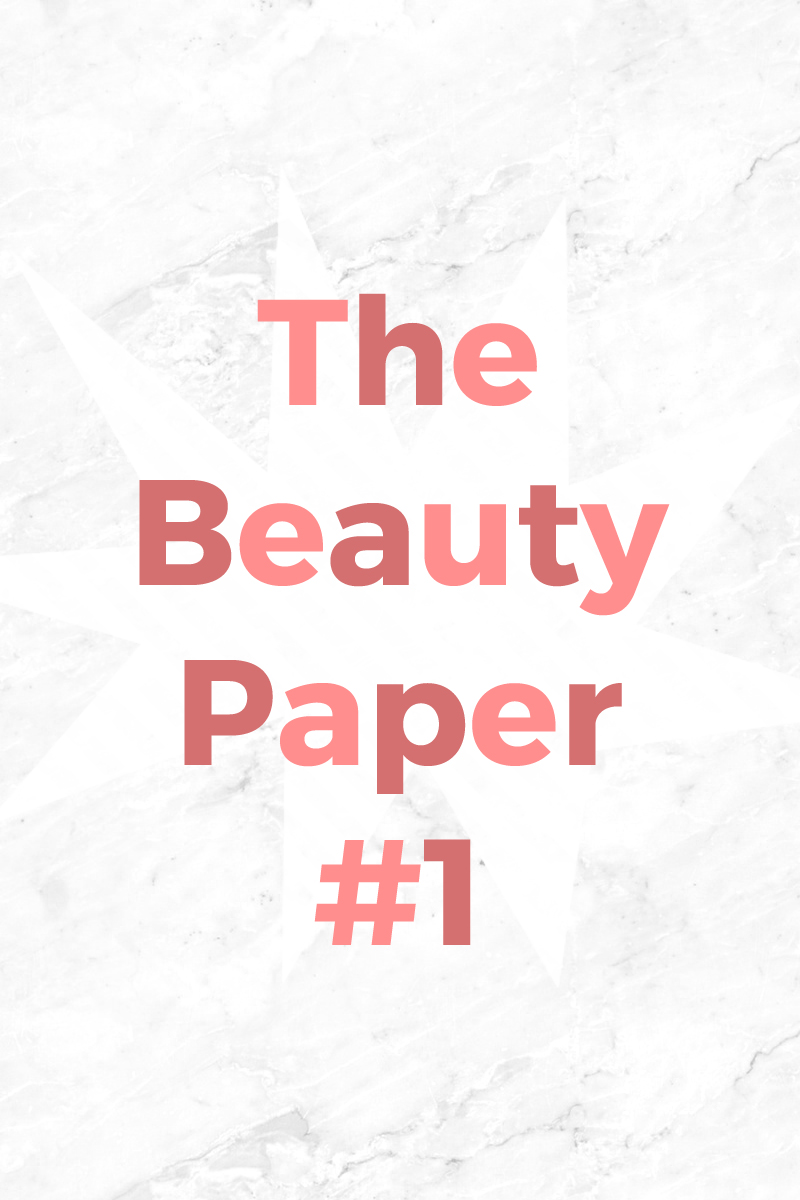 The beauty paper #1