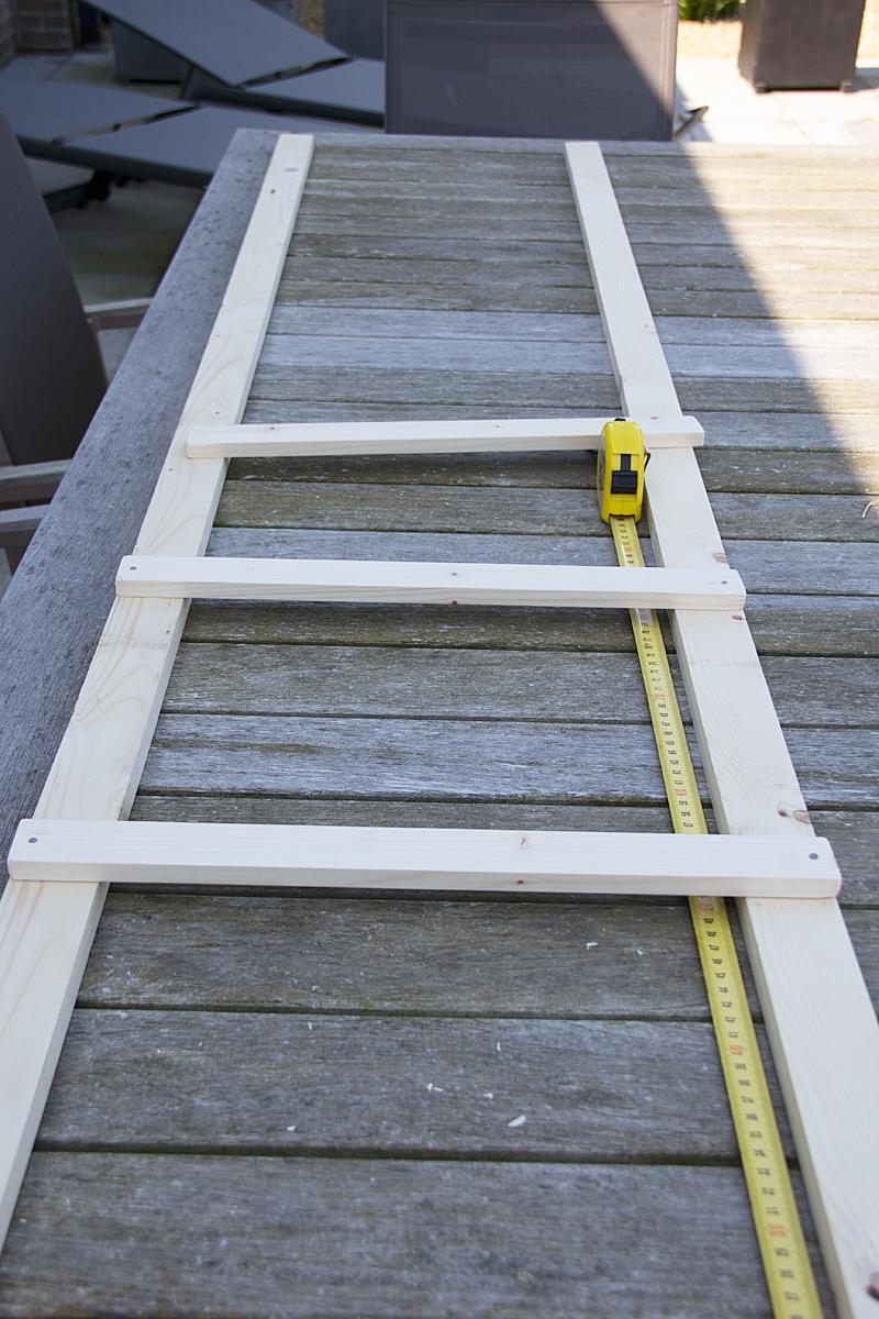 Fabulous Zalig: maak zelf een ladder   The Life Factory @YI65