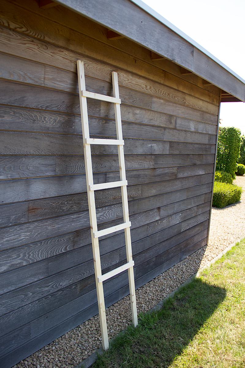 Genoeg Zalig: maak zelf een ladder   The Life Factory &AY03