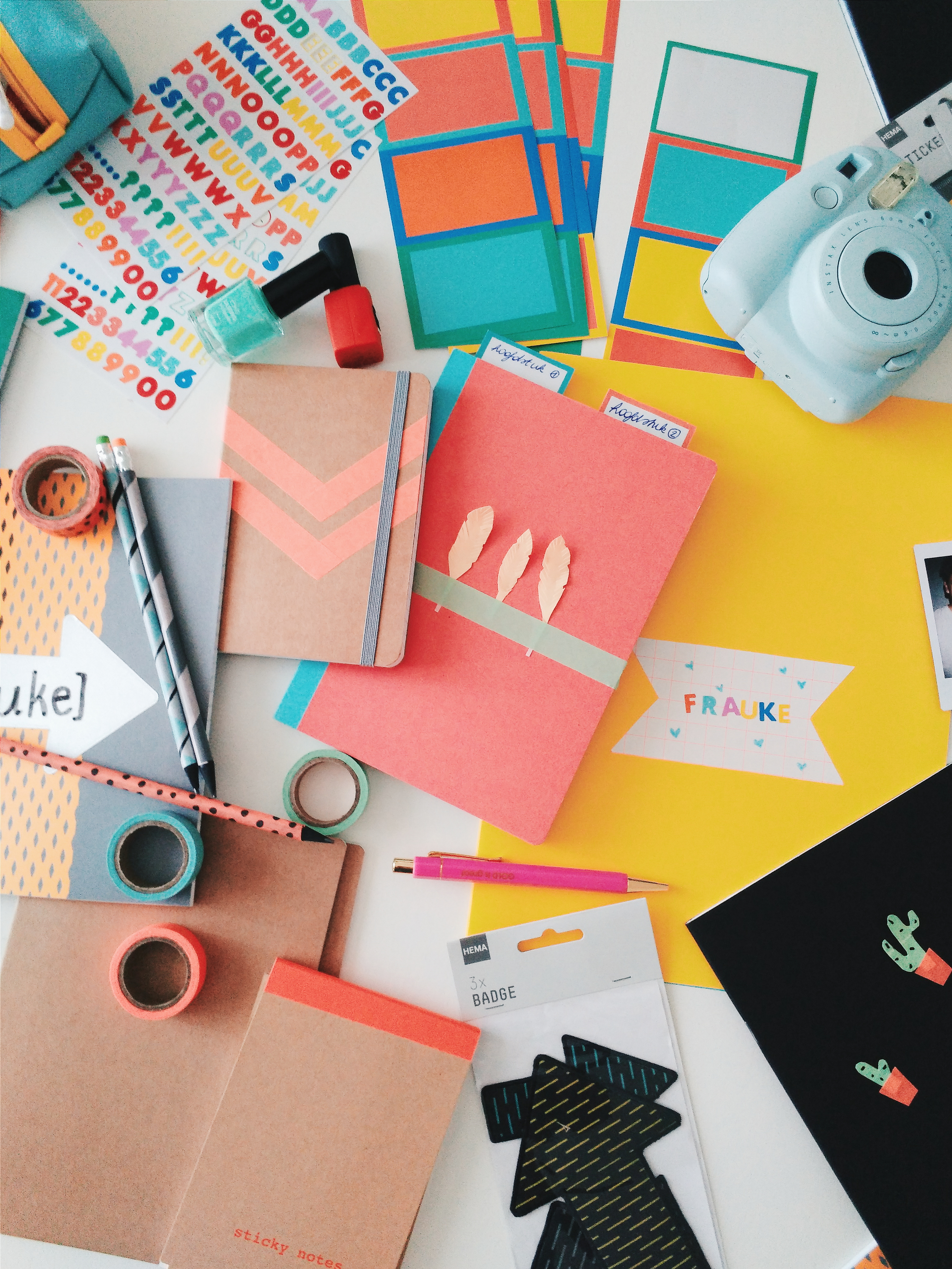 11 back-to-school DIY's met HEMA