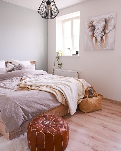 Roomtour van onze slaapkamer! + Plannen!