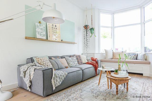 Onze woonkamer: plannen, struggles, inspiratie | The Life Factory