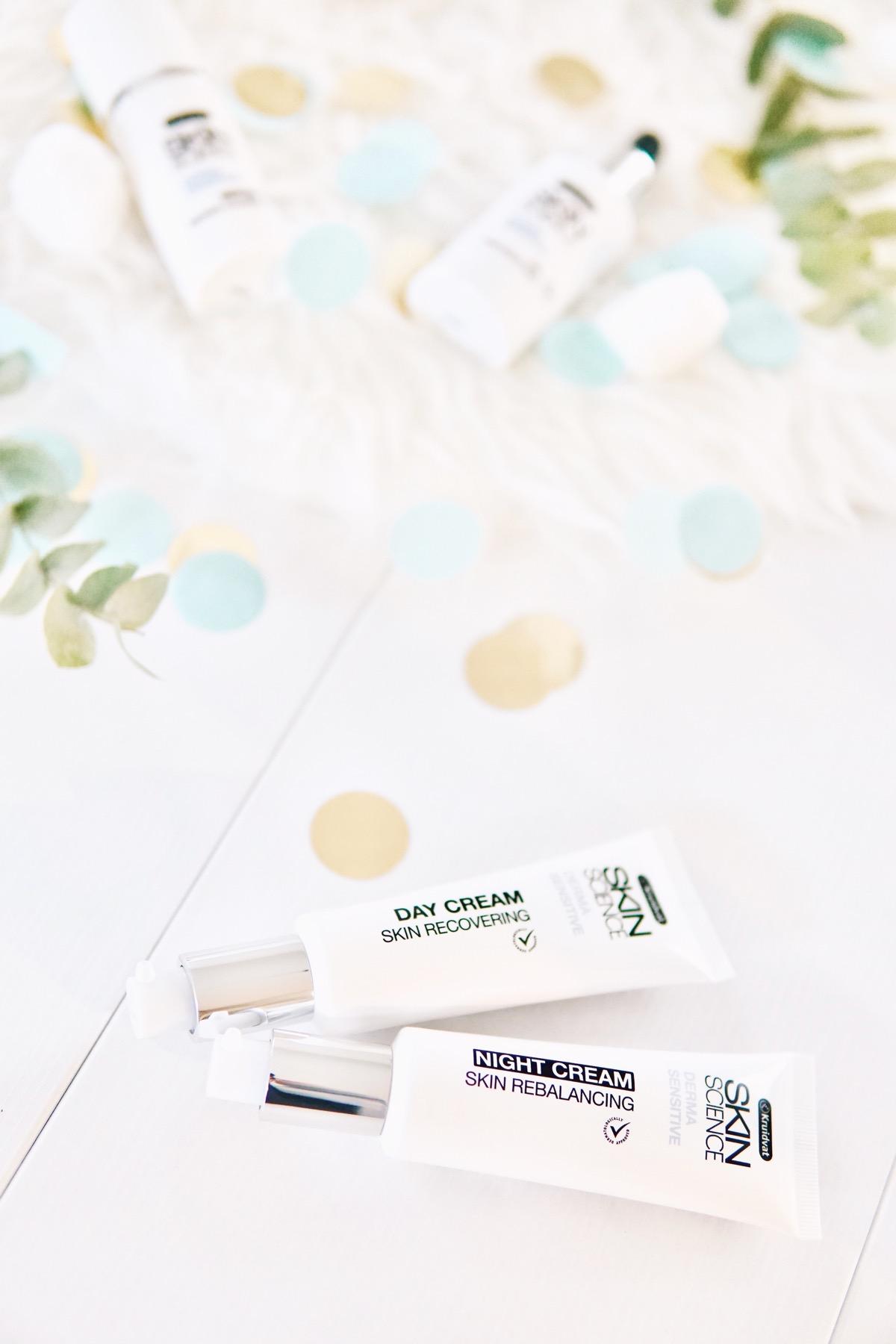 Uitgetest: Kruidvat Skin Science Derma Sensitive gamma voor de gevoelige huid